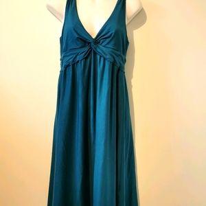 Patagonia green dress medium